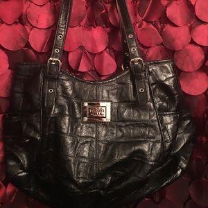 Nicole Miller black bag